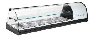 Vitrine réfrigérée à 4 bacs - Devis sur Techni-Contact.com - 1