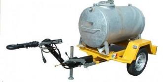 Remorque citerne eau 500 litres - Devis sur Techni-Contact.com - 2