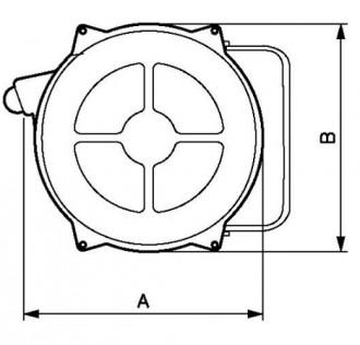 Enrouleur à tambour fermé - Devis sur Techni-Contact.com - 2