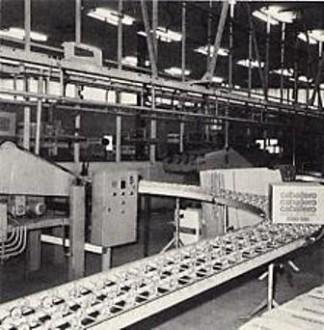 Tapis transporteur industriel - Devis sur Techni-Contact.com - 1