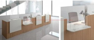Cloison anti contamination en plexiglas (lot de 5) - Devis sur Techni-Contact.com - 4