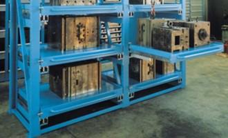 Rayonnage à plateaux-tiroirs - Devis sur Techni-Contact.com - 2