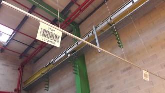 Pancarte signalétique entrepôt personnalisée - Devis sur Techni-Contact.com - 2