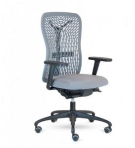 Siège ergonomique souple FLEXA pour posture dorsale - Devis sur Techni-Contact.com - 1