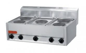 Table de cuisson électrique en inox - Devis sur Techni-Contact.com - 3