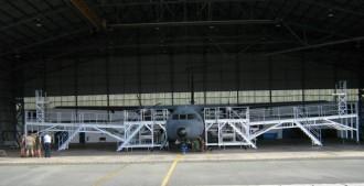 Plateforme de maintenance aéronautique - Devis sur Techni-Contact.com - 1