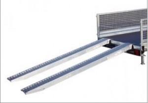Paire de rampes en aluminium - Devis sur Techni-Contact.com - 1