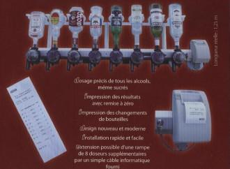 Doseur de bar autonome - Devis sur Techni-Contact.com - 1