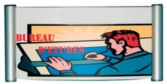 Plaques de porte signalétique - Devis sur Techni-Contact.com - 1