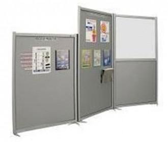 Panneau d'affichage modulable Hauteur 1500 mm - Devis sur Techni-Contact.com - 1