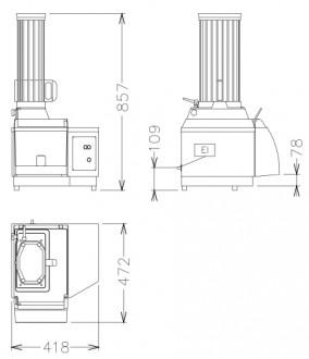 Coupe-pain électrique - Devis sur Techni-Contact.com - 2
