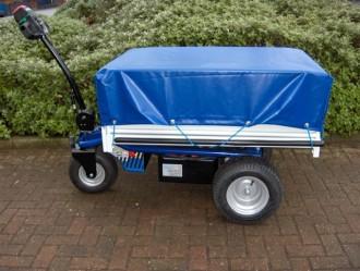 Chariot électrique à 3 roues - Devis sur Techni-Contact.com - 2