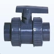 Vanne PVC PN16 bars 2