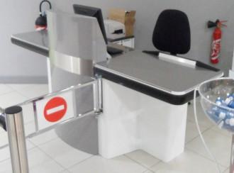 Meuble de caisse PMR - Devis sur Techni-Contact.com - 2