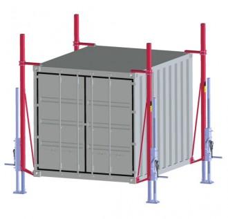 Système de levage container 4 à 20 Tonnes - Devis sur Techni-Contact.com - 2