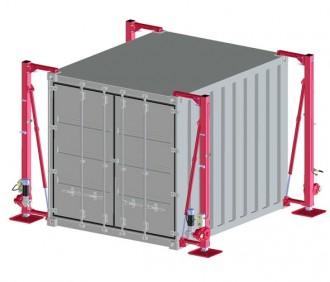 Système de levage container 4 à 20 Tonnes - Devis sur Techni-Contact.com - 3