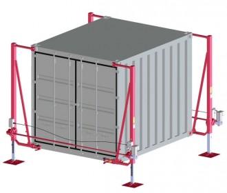 Système de levage container 4 à 20 Tonnes - Devis sur Techni-Contact.com - 4