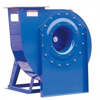 Ventilateur centrifuge acier moyenne pression serie EUMc - Devis sur Techni-Contact.com - 1