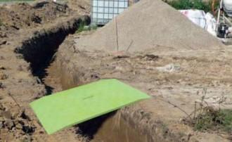 Rampe de chantier en polyéthylène renforcée - Devis sur Techni-Contact.com - 1