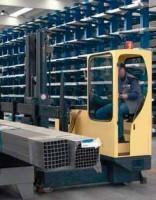 Chariot latéral électrique à conduite multidirectionnel - Devis sur Techni-Contact.com - 1