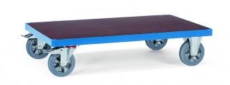 Chariot plateforme acier - Devis sur Techni-Contact.com - 1