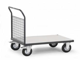 Chariot antistatique à ridelle - Devis sur Techni-Contact.com - 1