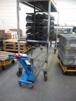 Tracteur pousseur chariot - Devis sur Techni-Contact.com - 2