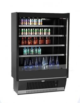 Vitrine réfrigérée slim pour produits laitiers - Devis sur Techni-Contact.com - 1