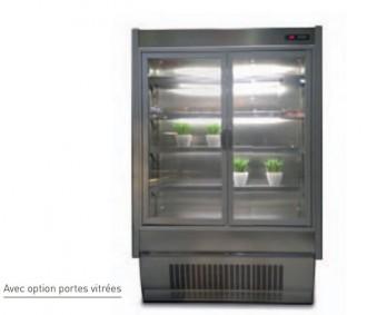 Vitrine réfrigérée slim pour produits laitiers - Devis sur Techni-Contact.com - 2
