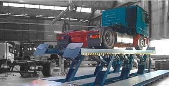 Pont de levage camion - Devis sur Techni-Contact.com - 1