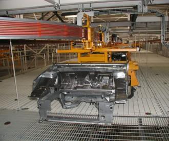 Monorail automoteurs pour conteneurs - Devis sur Techni-Contact.com - 1