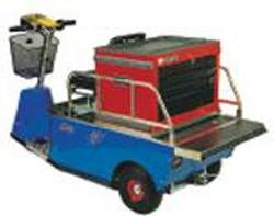 Tracteur électrique de maintenance - Devis sur Techni-Contact.com - 1