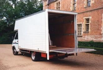 Hayon élévateur pour camion - Devis sur Techni-Contact.com - 2