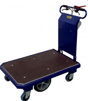 Chariot motorisé à commande - Devis sur Techni-Contact.com - 2