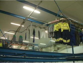 Convoyeur blanchisserie - Devis sur Techni-Contact.com - 1