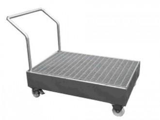 Chariot pour 2 fûts - Devis sur Techni-Contact.com - 1
