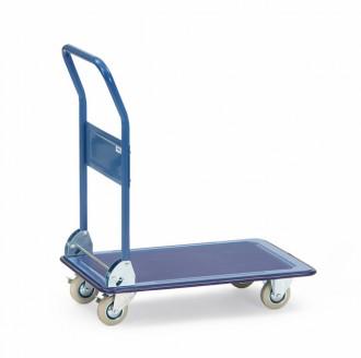 Chariot à dossier rabattable 250 Kg - Devis sur Techni-Contact.com - 1