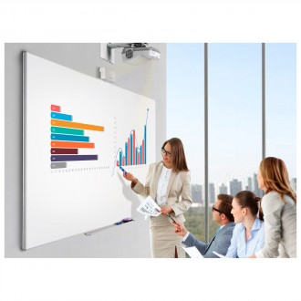 Tableau blanc de projection - Devis sur Techni-Contact.com - 2