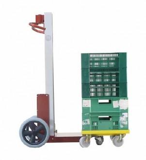 Chariot manipulateur électrique - Devis sur Techni-Contact.com - 1