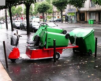 Tracteur électrique de personnel et d'outillage - Devis sur Techni-Contact.com - 2