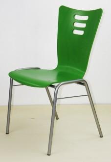Chaise empilable coque bois - Devis sur Techni-Contact.com - 3