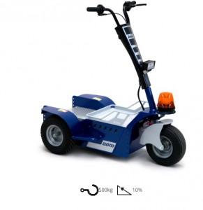 Transporteur personnel électrique - Devis sur Techni-Contact.com - 1