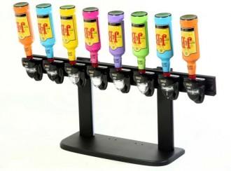 Rampe de 10 doseurs à alcool - Devis sur Techni-Contact.com - 2