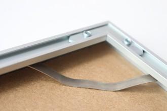 Cadre d'affichage en aluminium - Devis sur Techni-Contact.com - 5