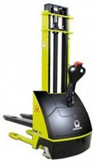 Gerbeur électrique avec chargeur intégré - Devis sur Techni-Contact.com - 1