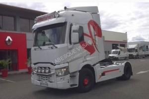Location tracteur routier Renault occasion à système hydraulique - Devis sur Techni-Contact.com - 1