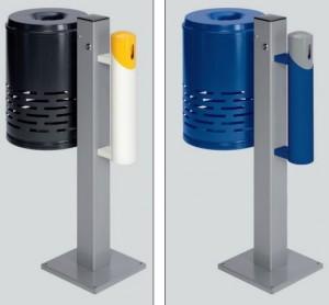 Cendrier corbeille 47 Litres - Devis sur Techni-Contact.com - 2
