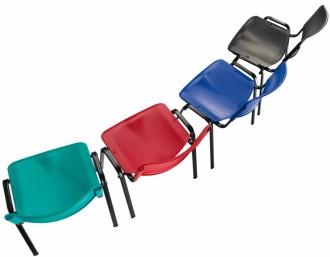 Chaise coque plastique pour bureau - Devis sur Techni-Contact.com - 3