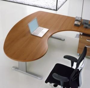 Bureau ergonomique avec retour moderne - Devis sur Techni-Contact.com - 2