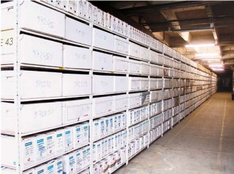 Rayonnage léger d'archives ou d'atelier - Devis sur Techni-Contact.com - 1